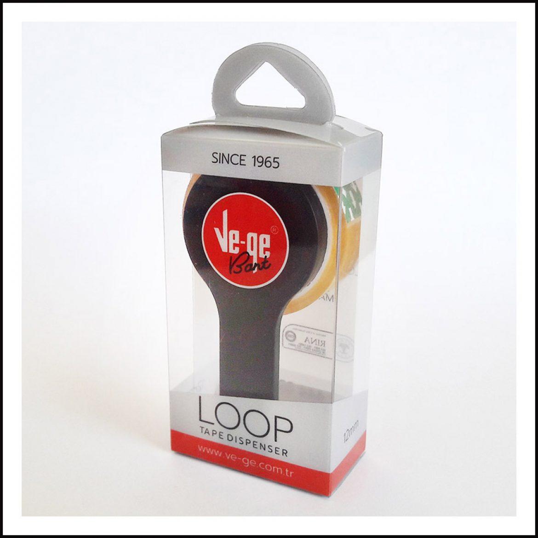Loop Kesicili Bant