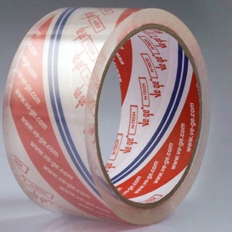 Superclear (Ultra şeffaf) Ambalaj Bandı